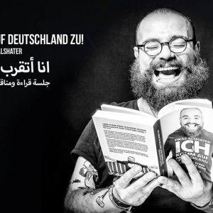 Ich komm auf Frankfurt (Oder) zu. Eine Lesung mit Firas Alshater