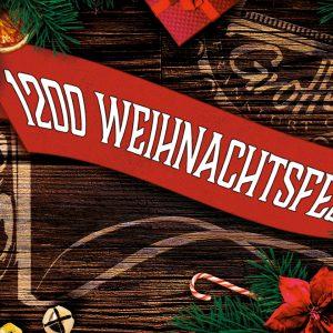 1200 Weihnachtsfest