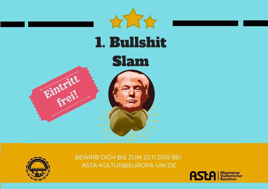 1. BULLSHIT SLAM