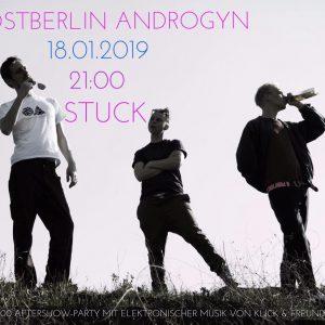Ostberlin Androgyn