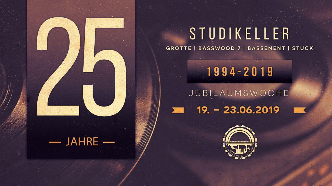 25 Jahre Studikeller – Die Jubiläumswoche