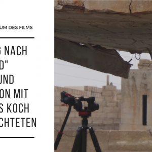 Süchtig nach Jihad – Film und Diskussion mit Hubertus Koch