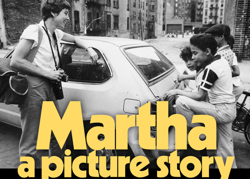 Filmabend: Martha: a picture story